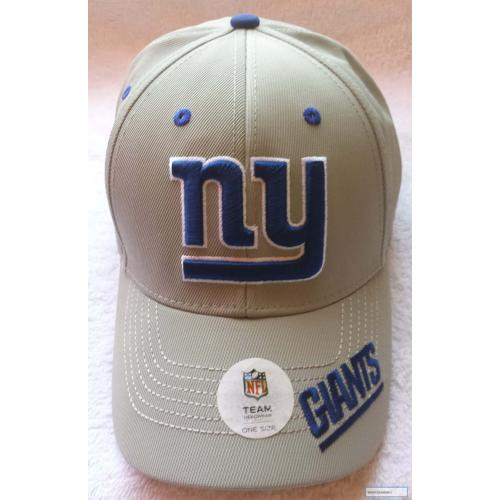 NEW YORK GIANTS ADJUSTABLE HAT